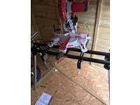 Mitre saw with stand used once