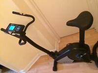 Exercise bike (roger black fitness)