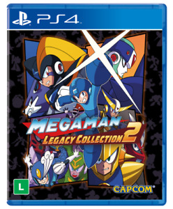 Megaman Legacy Collection ps4