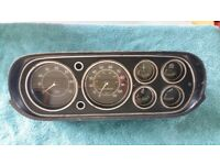 MK1 Escort RS GT Mexico 6 Dial Dash Clocks