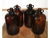 Demijohn / Demi john for Winemaking Homebrewing
