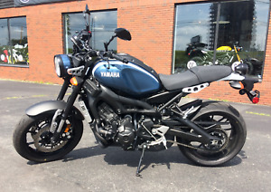 2017 YAMAHA XSR900 (Comes with extended warranty)