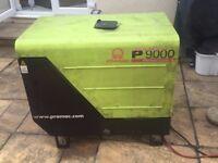 Diesel Generator - Spares or Repair