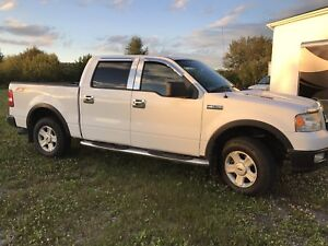 2005 Ford F-150 FX4 OFF ROAD Camionnette