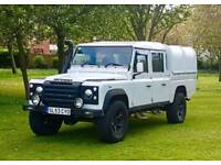 DEFENDER 130 SPECIAL VEHICHLES UNIT TD5 UPGRADED