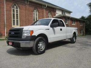 2013 Ford F-150 XLT - 4X4 - ONLY $8,999  + 3 MONTH WARRANTY!