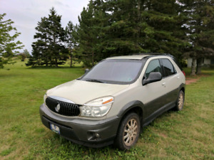 2005 Buick Rendezous