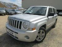 2008 Jeep Patriot 2.4 Limited Station Wagon CVT 4x4 5dr