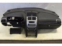 Left hand drive Europe model dashboard Peugeot 407 2004 - 2010 LHD