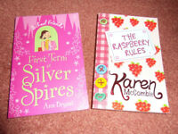 The Raspberry Rules and First Term at Silver Spires Books