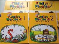 Jolly Phonics book set