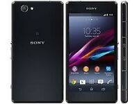 Sony Xperia Z1 Compact Black (Unlocked) Smartphone in good condition