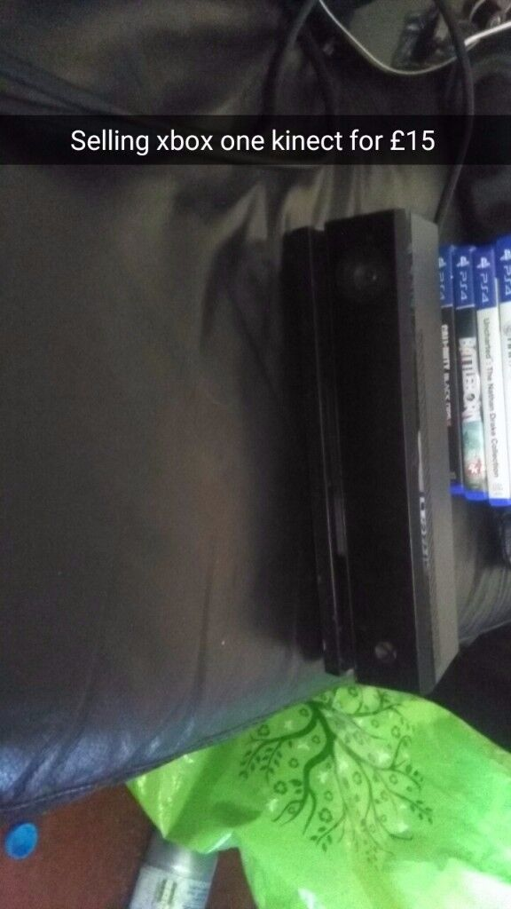 Xbox one kinect for sale
