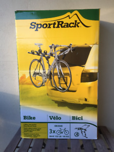 Bicycle car rack - still in the box!