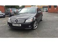 Mercedes-Benz C class 2009 diesel full service history automatic