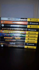 Gamecube Games Lot (Don't know if they work)