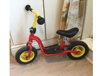 Puky balance bikes for sale