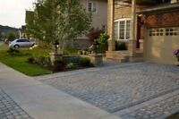 INTERLOCK AND LANDSCAPING • RESIDENTIAL / COMMERCIAL • DRIVEWAYS