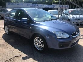 2005 FORD FOCUS GHIA LOW MILEAGE NEW SHAPE ***FULL SERVICE HISTORY*** PART EXCHANGE WELCOME