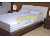 KING SIZE 2000 POCKET BED MATTRESS.