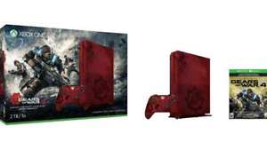 new-xbox one console gears limited edition