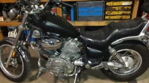 1984 Yamaha Virago Great learner Bike easy rider
