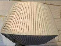 Aubree Mushroom Pleat Light Shade