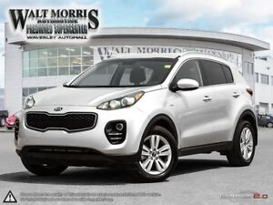 2017 Kia Sportage LX:  NO ACCIDENTS, ONE OWNER, HEATED SEATS