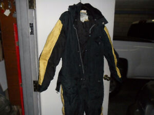 ski doo outfit and boots