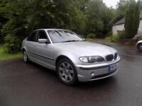 2004 BMW 3 SERIES 320D SE SALOON DIESEL