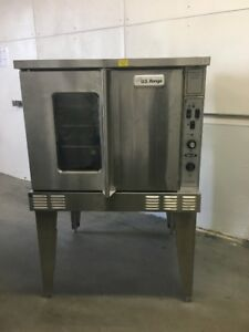 Electric Oven Range - Canadian Made
