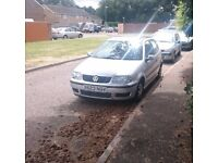 2001 Volkswagen Polo 1.0 12 Month MOT Great First Car !