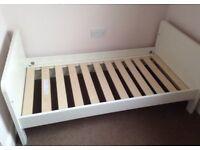 Mamas & papas Rialto Ivory Cot Bed