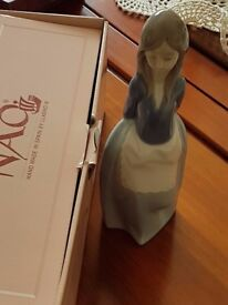 2 Nao by Lladro Ladies - in original boxes