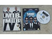 Men in Black Trilogy (DVD Bundle) 1 2 3 - Double Pack is SEALED, other in VGC