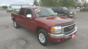 2006 GMC SIERRA 1500 4X4 *** LOADED Z71  *** CERT $10995