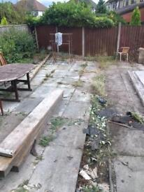 3x2 paving stones for free