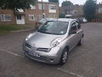 1.2 NISSAN MICRA 5 DOOR 2006 YEAR MANUAL 94000 MILE MOT 24/06/18 HISTORY HPI CLEAR 3 MONTHS WARRANTY