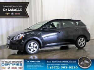 2010 Pontiac Vibe Low Millage, Well Maintained..!