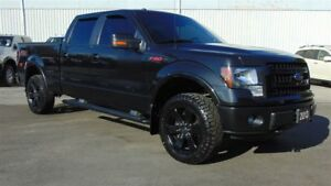 2013 Ford F-150 SUPERCREW FX-4 SPORT - CLEAN CARPROOF