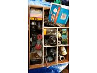 Vintage Electrics Switches And Other Bits for sale