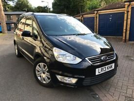 FORD GALAXY MPV 7 SEATS ONE COMPANY OWNER FROM NEW FULL SERVICE HISTORY AUTO MATIC MILES WARRANTED
