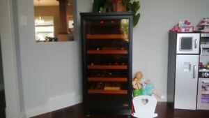 50+ bottle wine fridge