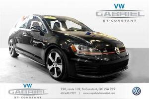 2015 Volkswagen GTI AUTOBAHN CUIR, CAMERA RECUL, TOIT OUVRANT, C