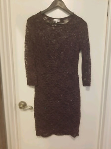 Bugandy Cocktail Dress! MOVING SALE