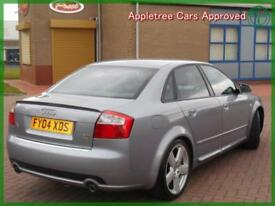 2004 (04) Audi A4 1.8T Quattro S Line 190Bhp