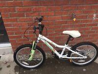 Girls Apollo Moonstruck mountain bike