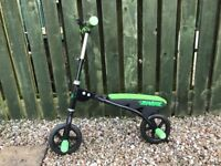 VX Shark stunt scooter in good condition