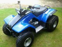 Yamaha breeze quad 2004 model good condition