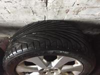 Vauxhall vectra elite alloy wheels set of 4
